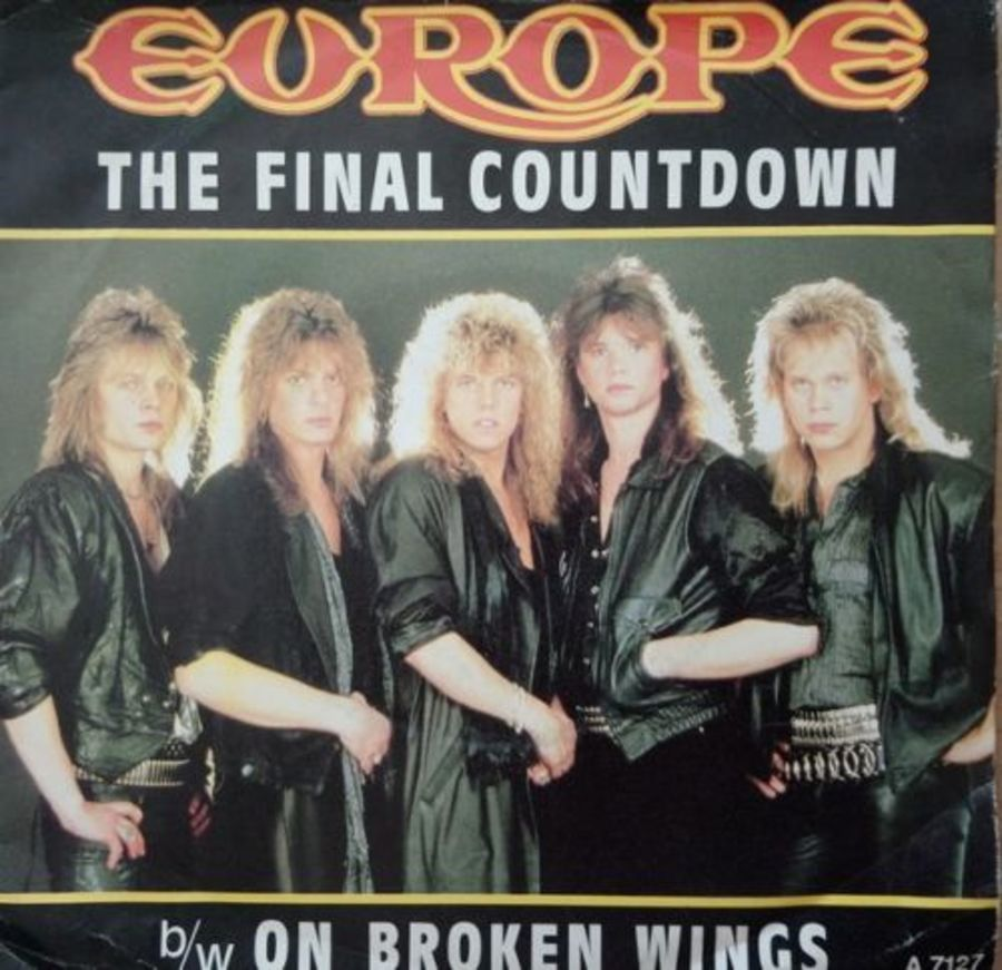 Europe - The Final Countdown - 7