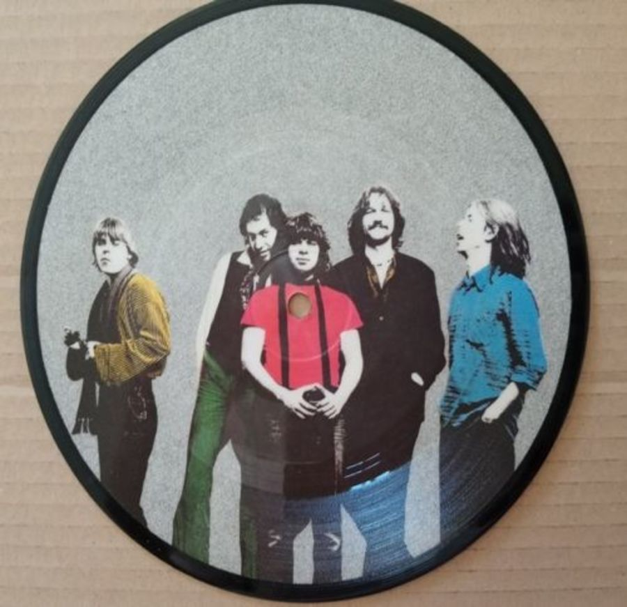 Foodband - Send Me Up To Mona ( Pic Disc ) - 7