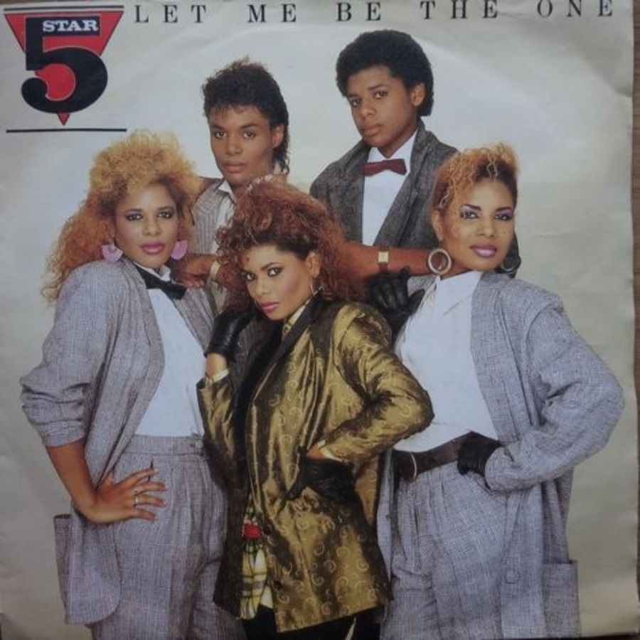 Five star - Let Me Be The One - 7