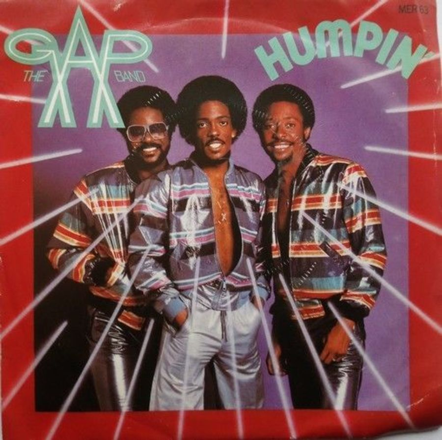 The Gap Band - Humpin' - 7
