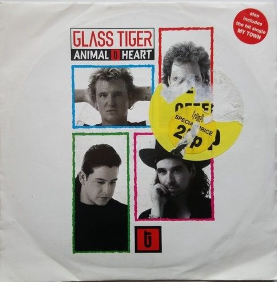 Glass Tiger - Animal Heart - 7