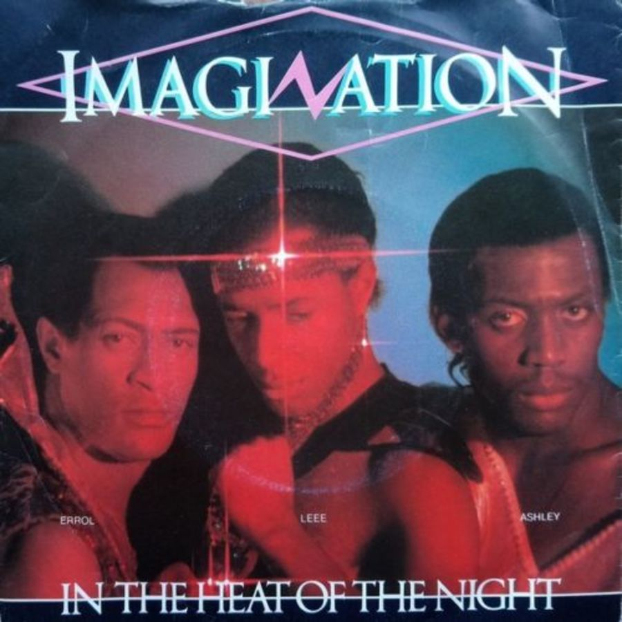 Imagination - In The Heat Of The Night - 7