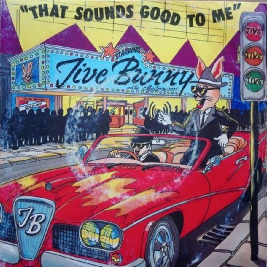Jive Bunny & The Mastermixers - That Sounds Good To me - 7