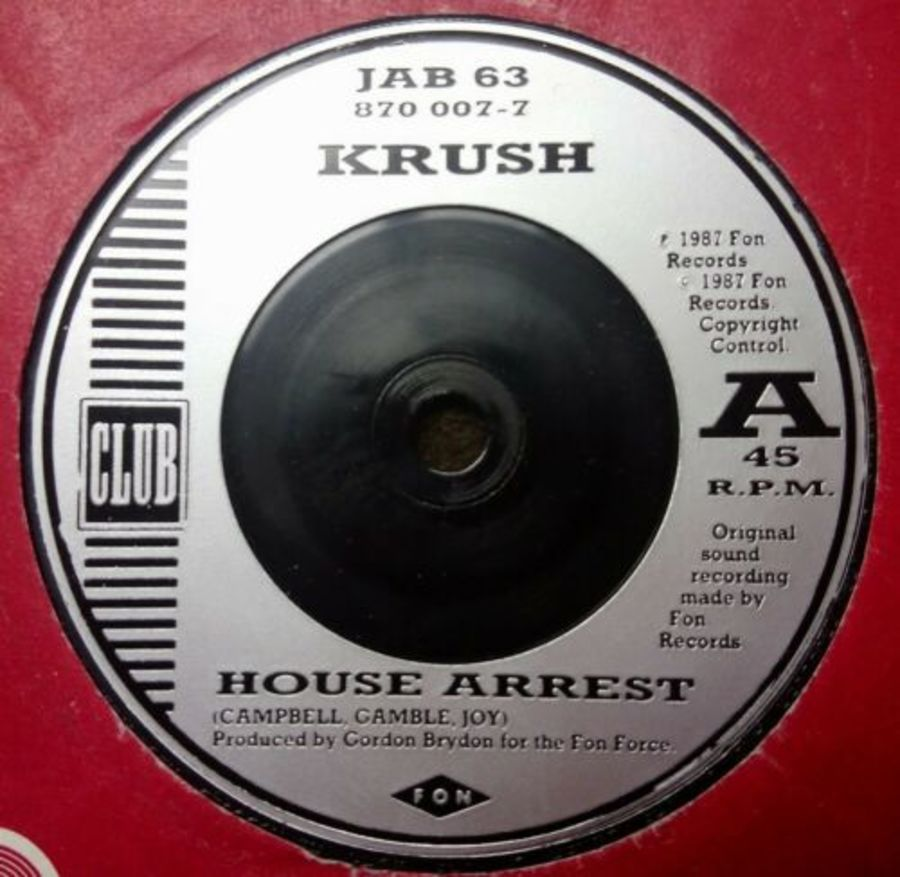 Krush - House Arrest - 7
