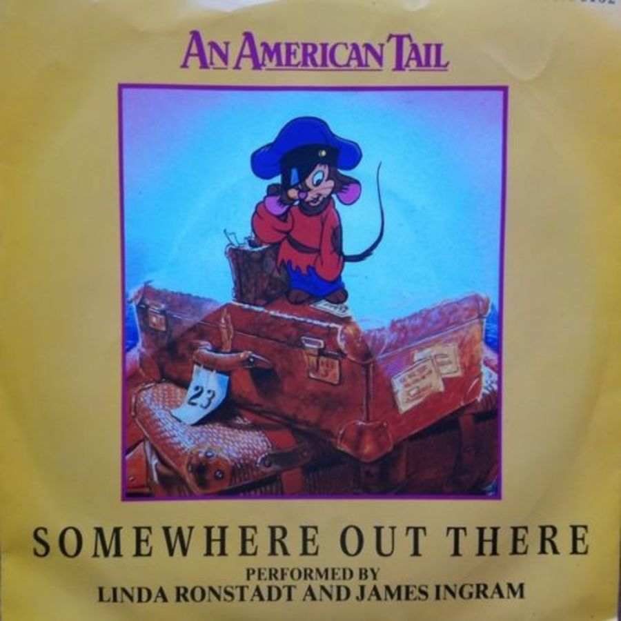 Linda Ronstadt / James Ingram - Somewhere Out There - 7