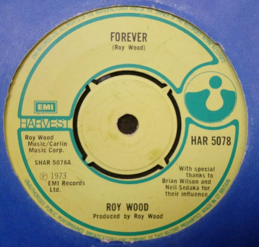 Roy Wood - Forever - 7