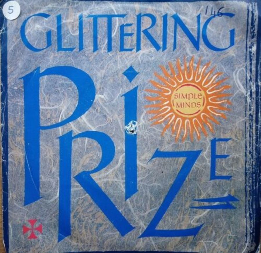 Simple Minds - Glittering Prize - 7
