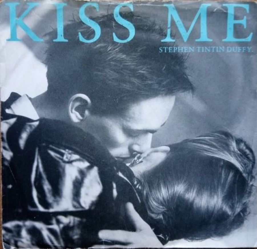 Stephen Tintin Duffy - Kiss Me - 7