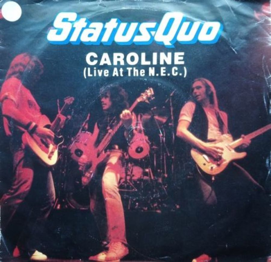 Status Quo - Caroline ( Live At The NEC ) - 7