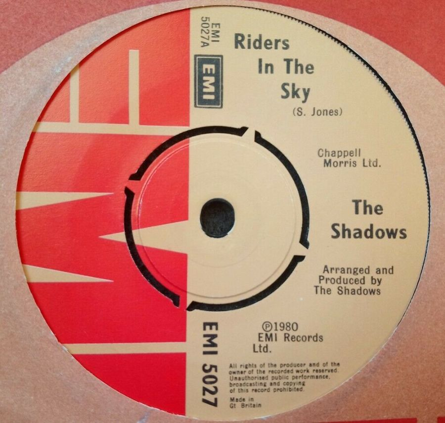 The Shadows - Riders In The Sky - 7