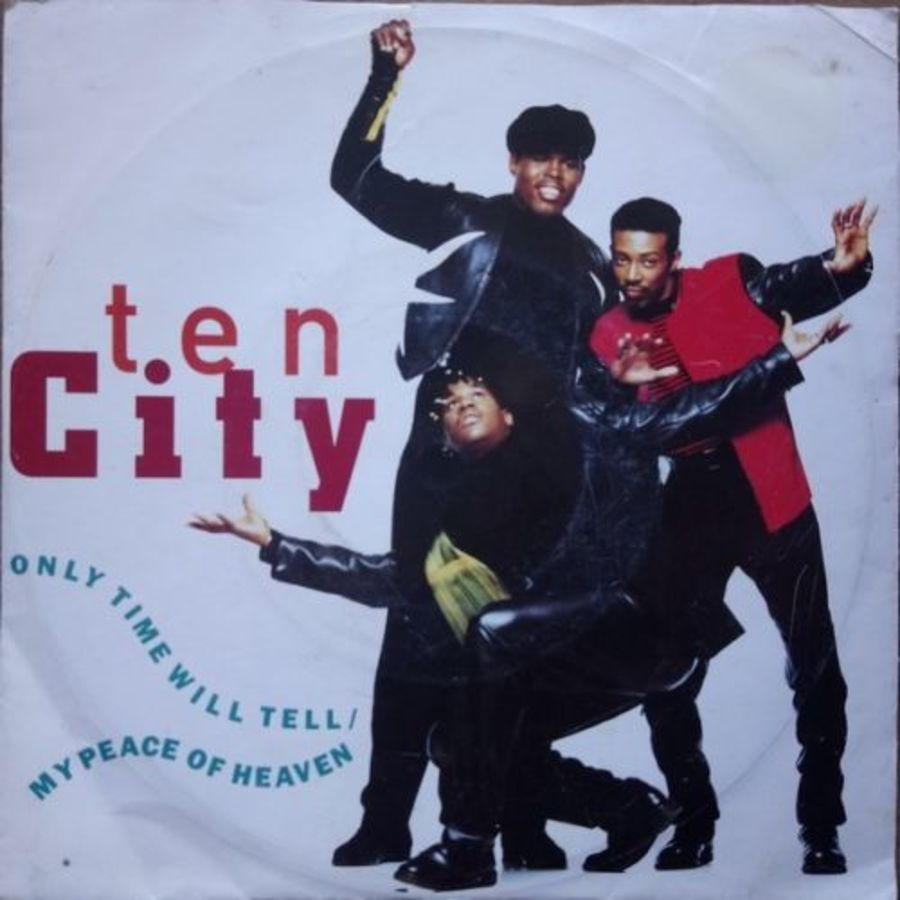 Ten City - Only Time Will Tell - 7