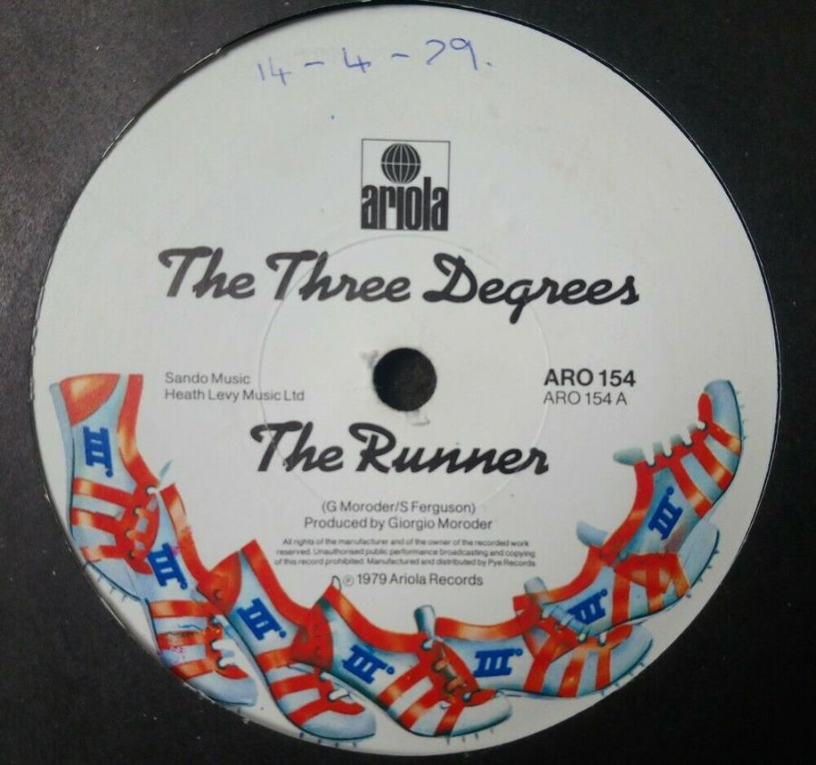The Three Degrees - The Runner - 7