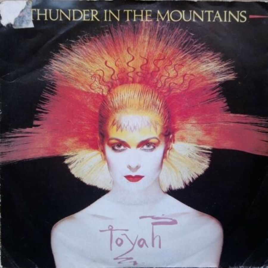 Toyah - Thunder In The Mountains - 7