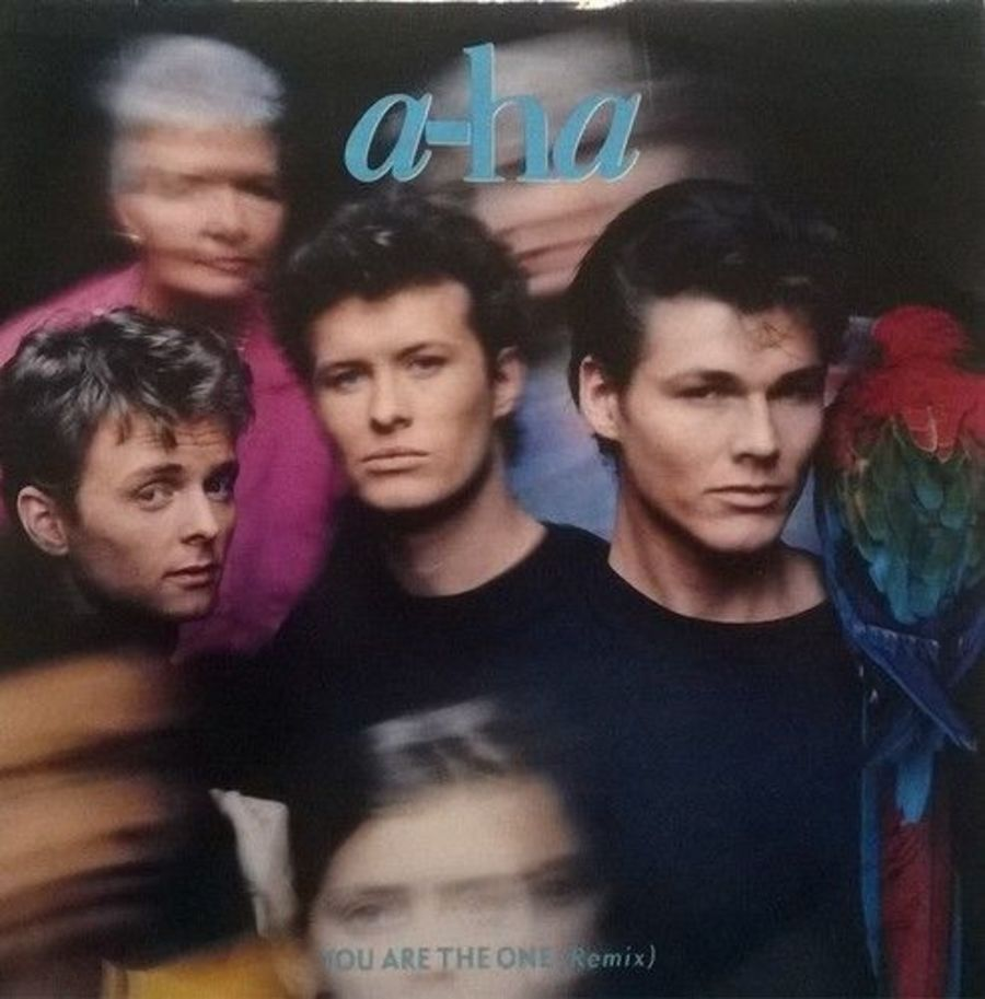 A-Ha - You Are The One Remix - 7