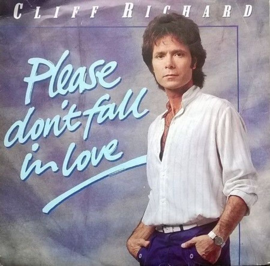 CLIFF RICHARD - Please Don't Fall In Love - 7
