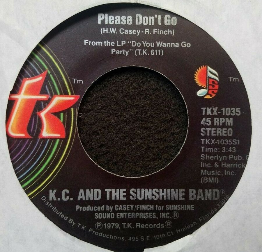 KC & The Sunshine - Please Don't Go - 7