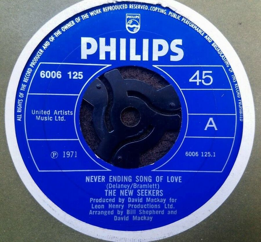 The New Seekers - Never Ending Story Of Love - 7
