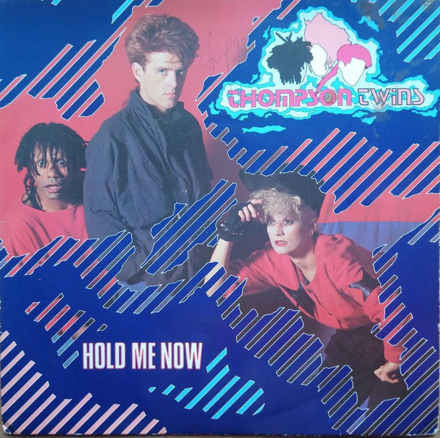 Thompson Twins - Hold Me Now - 7