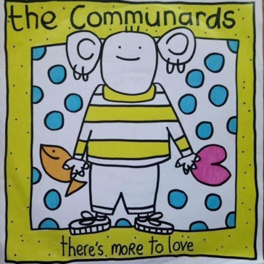 The Communards - There's More To Love - Vinyl Record 7