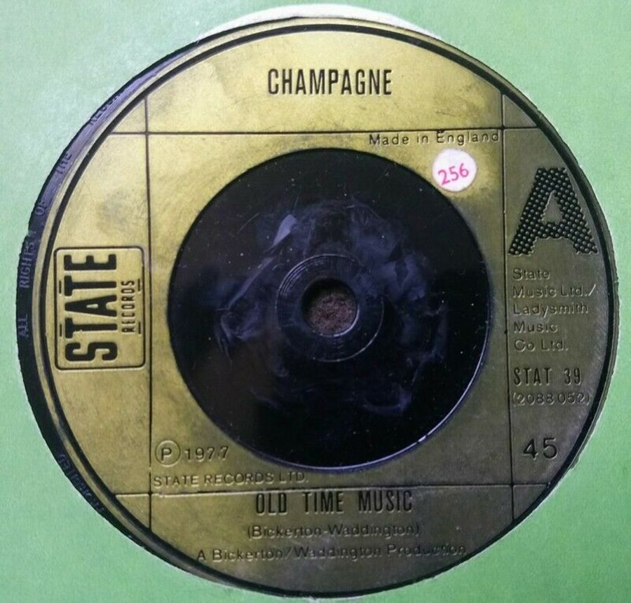 Champagne - Old Time Music - 7
