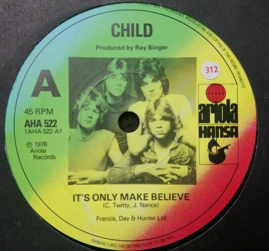 Child - It's Only Make Believe - 7