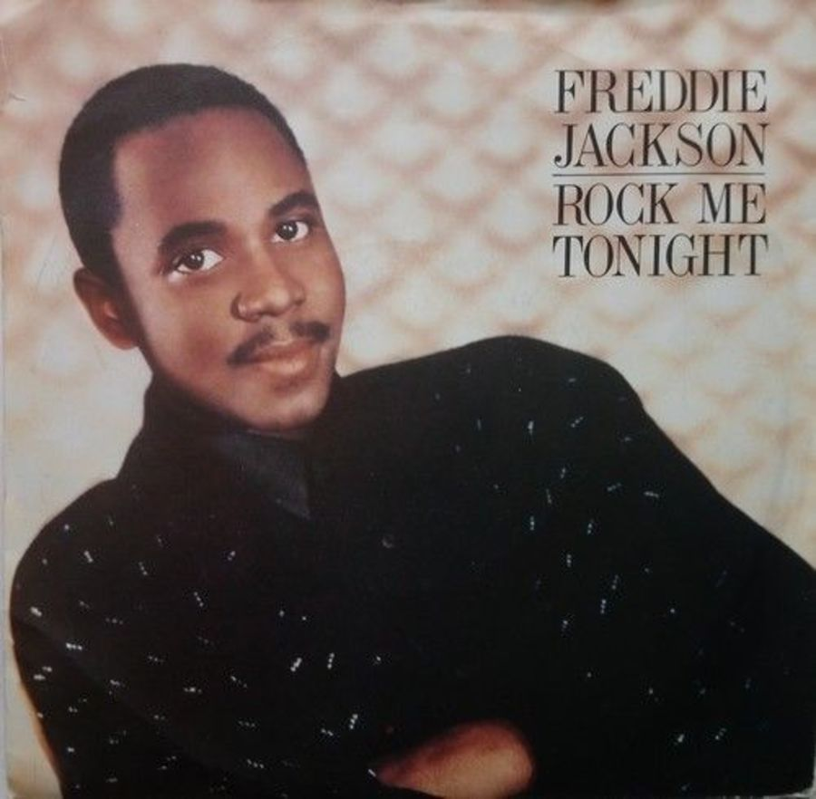 Freddie Jackson - Rock Me Tonight - 7