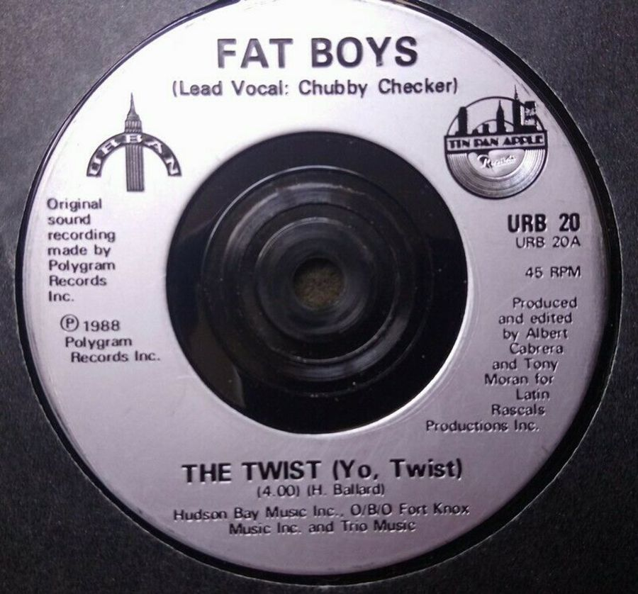 Fat boys - The Twist - 7