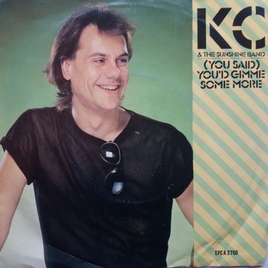 KC & The Sunshine Band - You Said You'd Gimme Some More - Vinyl Record 7