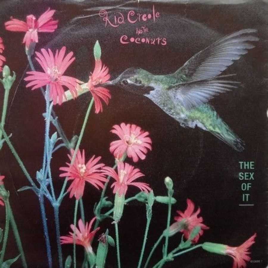 Kid Creole & The Coconuts - The Sex Of It - Vinyl Record 7