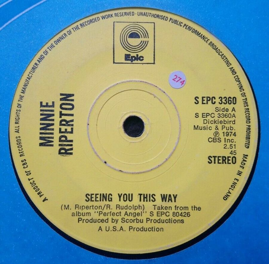Minnie Riperton - Seeing You This Way - 7