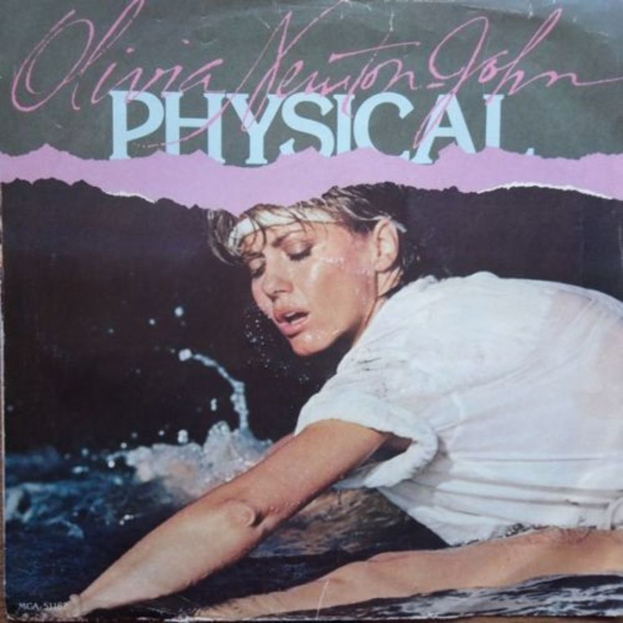 Olivia Newton John - Physical - Vinyl Record 7
