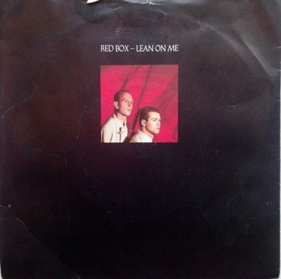 Red Box - Lean On Me - Vinyl Record 7