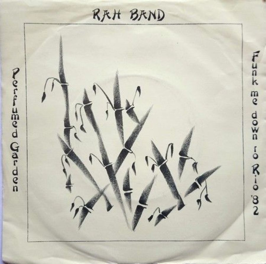 Rah Band - Perfumed Garden- Vinyl Record 7