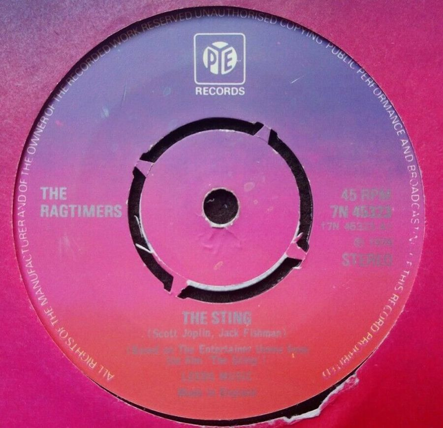 The Ragtimers - The Sting - 7