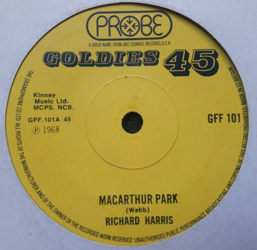 Richard Harris - Macarthur Park - 7