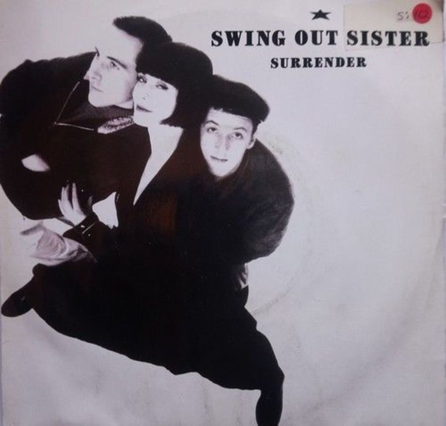 Swing Out Sister - Surrender - Vinyl Record 7