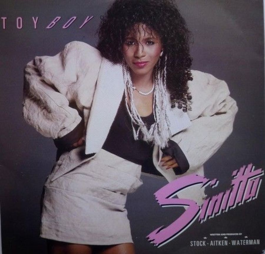 Sinitta - Toy Boy - Vinyl Record 7