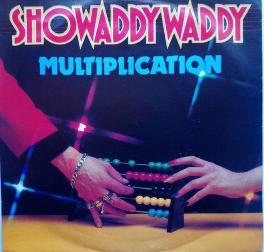 Showaddywaddy - Multiplication - Vinyl Record 7