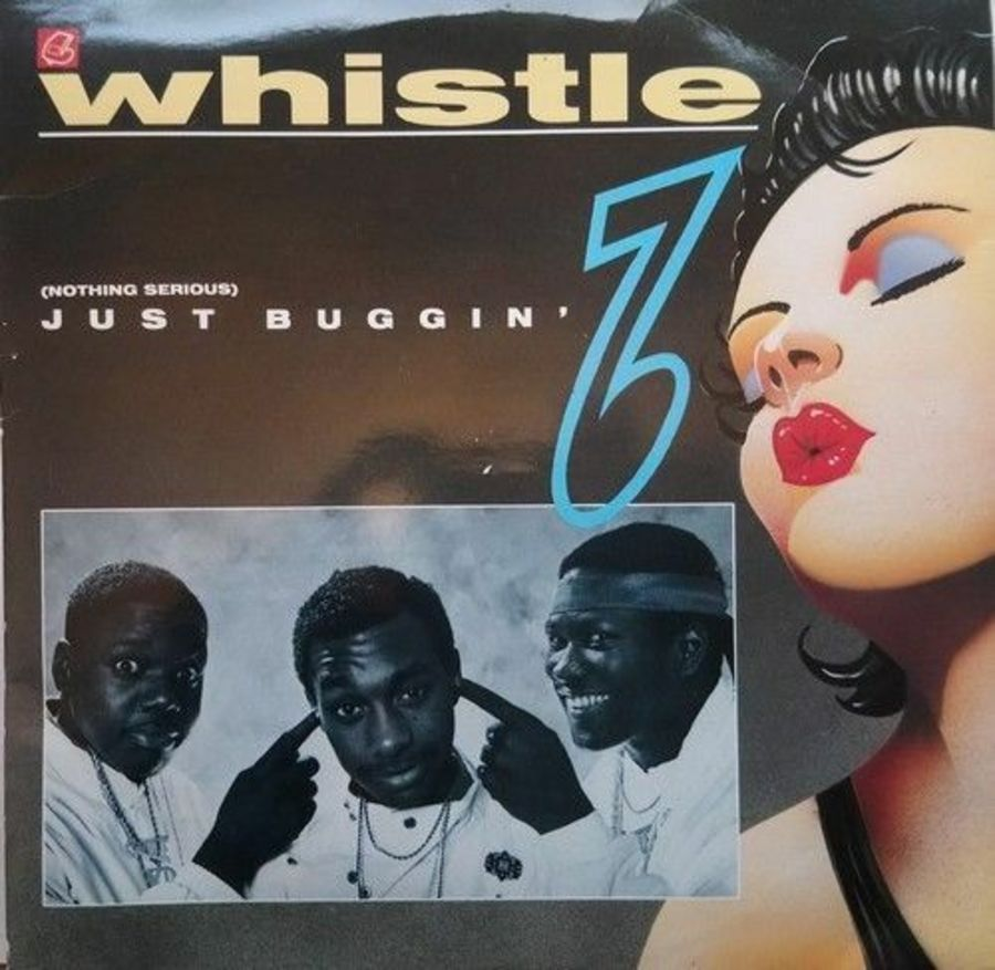 Whistle - Just Buggin' - Vinyl Record 7