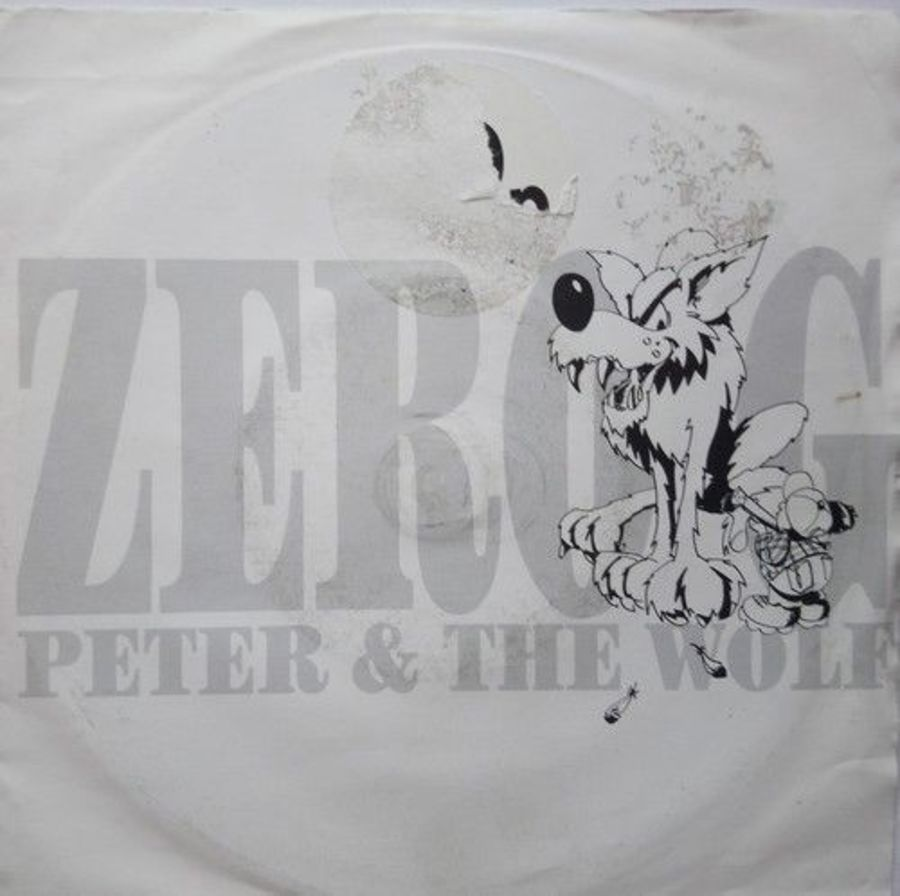 Zero G - Peter & The Wolf - Vinyl Record 7
