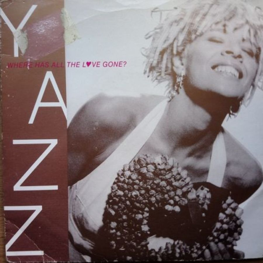 Yazz - Where Has All The Love Gone - 7