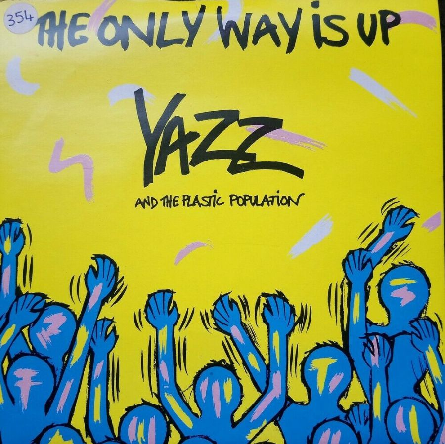 Yazz - The Only Way Is Up - Vinyl Record 7