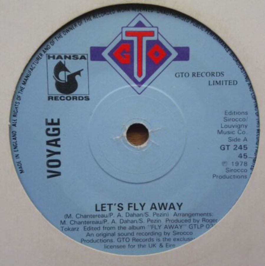 Voyage - Let's Fly Away - 7