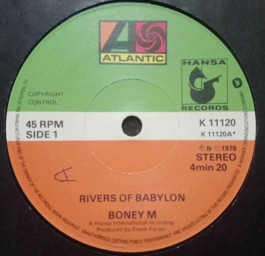 Boney M - Rivers Of Babylon - 7