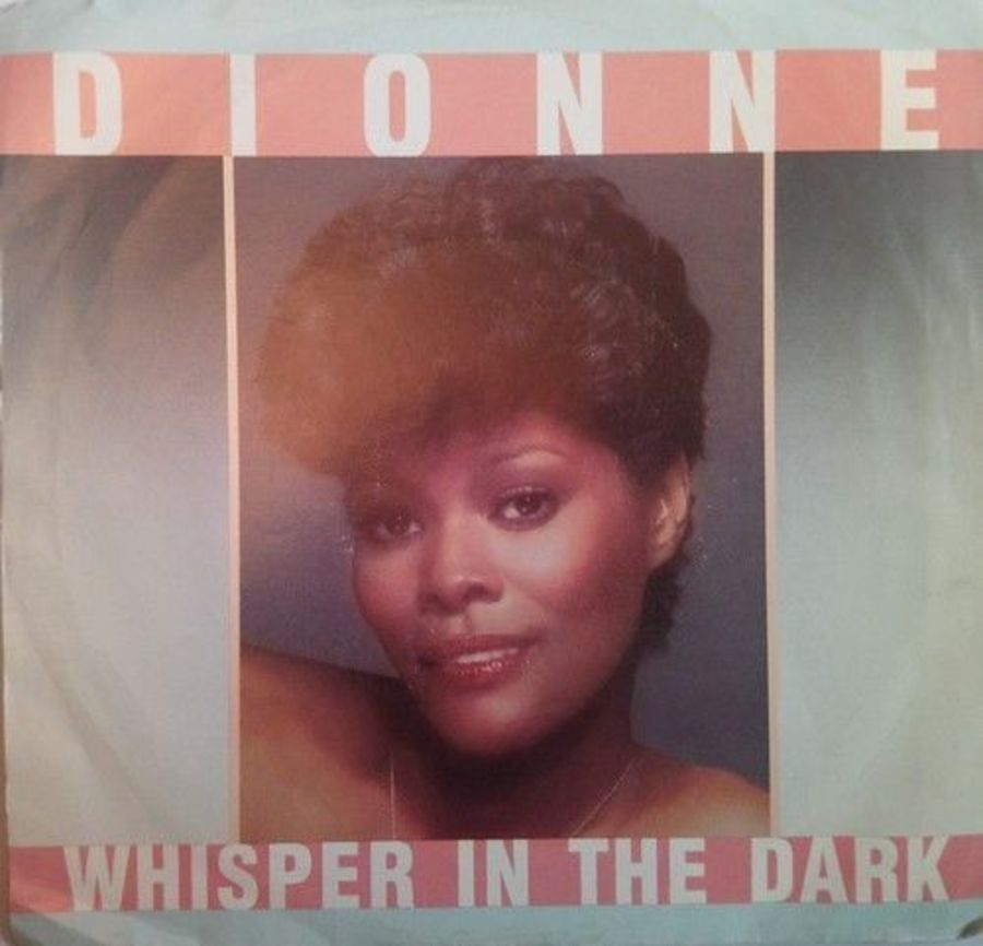Dionne Warwick - Whisper In The Dark - Vinyl Record 7