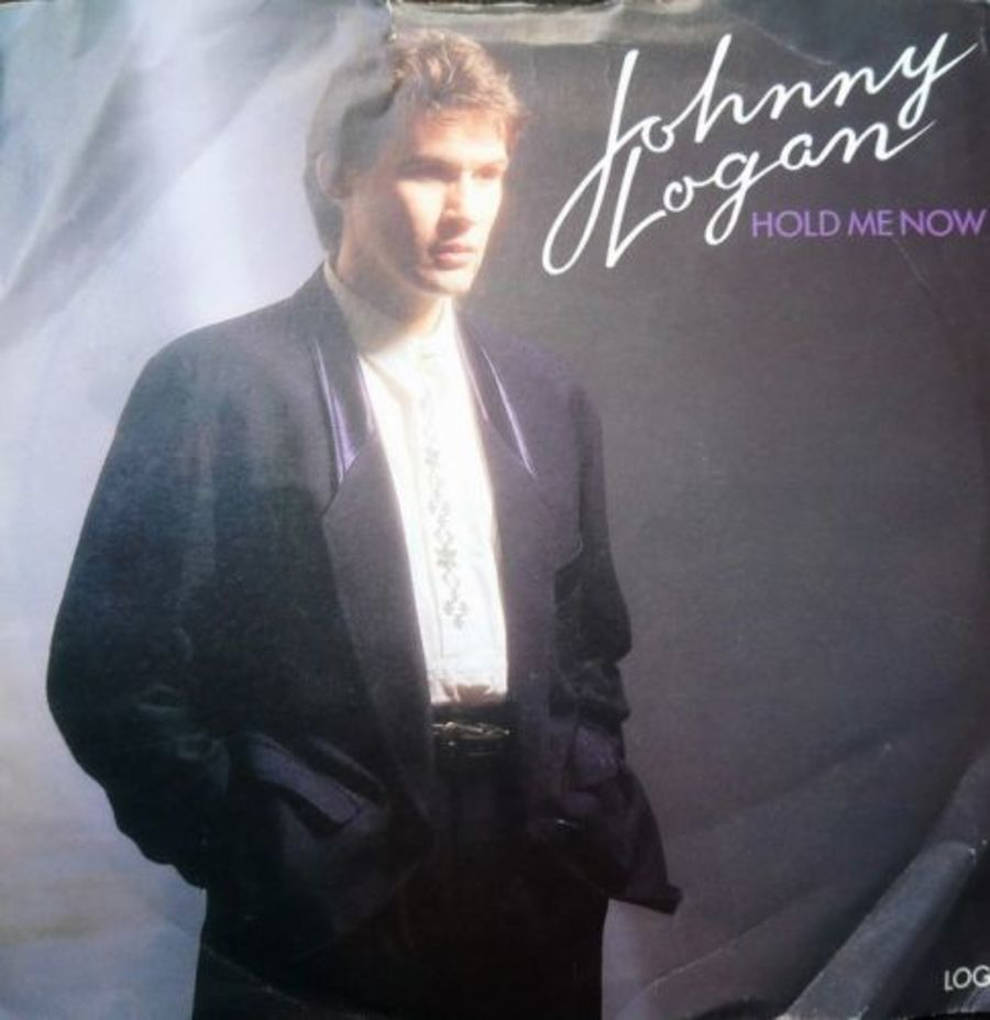 Johnny Logan - Hold Me Now - 7