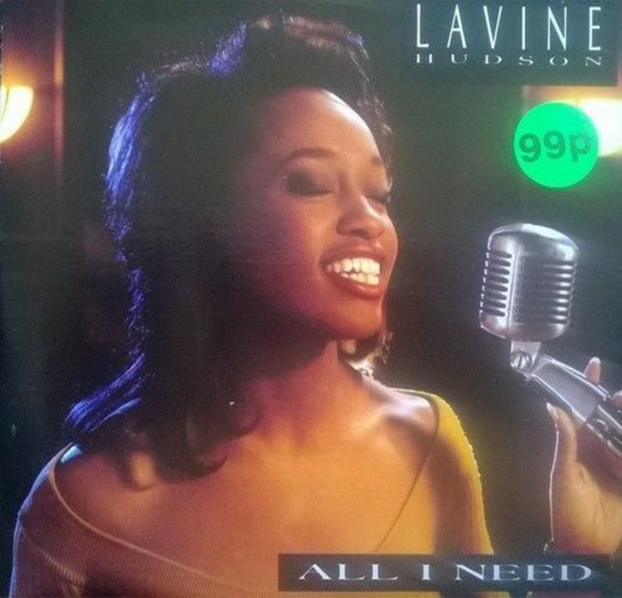 Lavine Hudson - All I Need - Vinyl Record 7