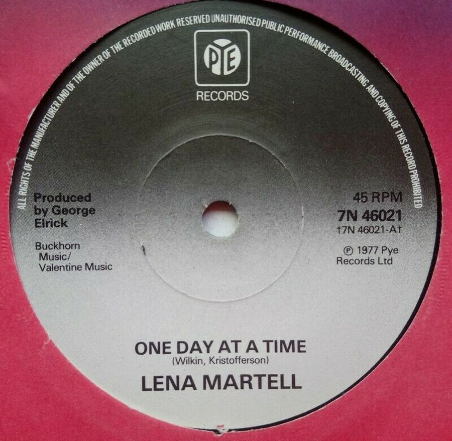 Lena Martell - One Day At A Time - 7
