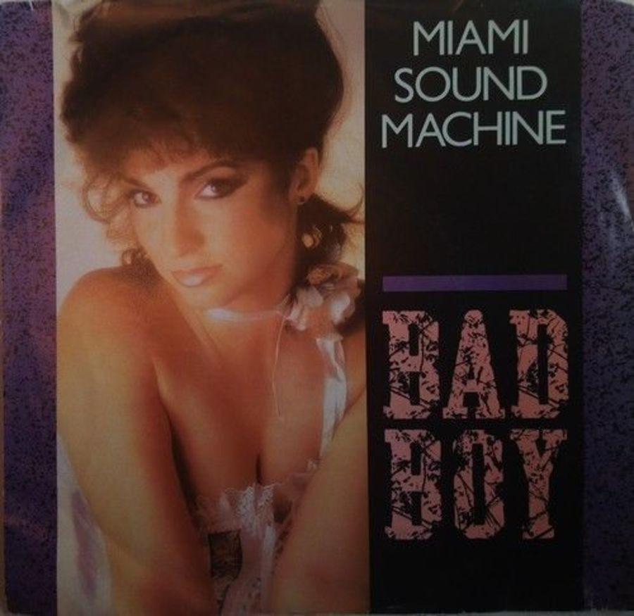 Miami Sound Machine - Bad Boy - Vinyl Record 7
