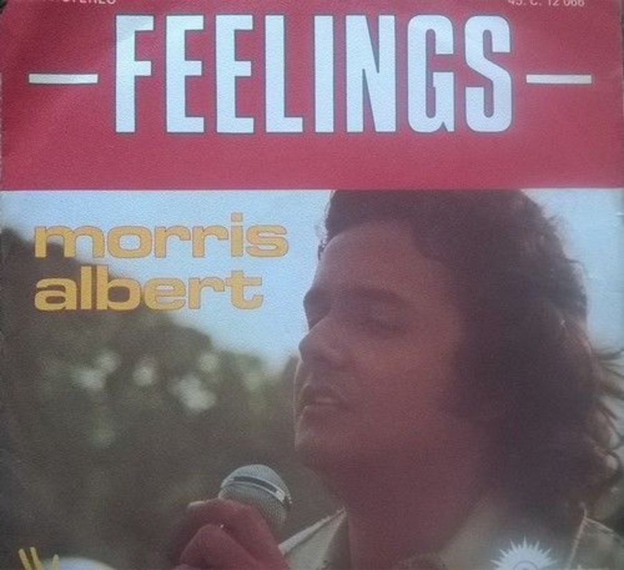 Morris Albert - Feelings - Vinyl Record 7